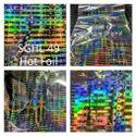 Custom Hologram Hot Stamping Foils