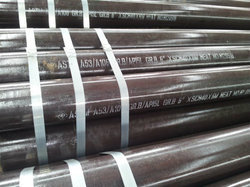 MSMT and ISMT API 5L Grade B Seamless Pipes