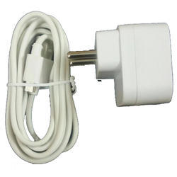 White 1 Amp USB Charger