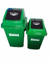 GBR-01 Series Waste Bins Rectangular Sintex Bins