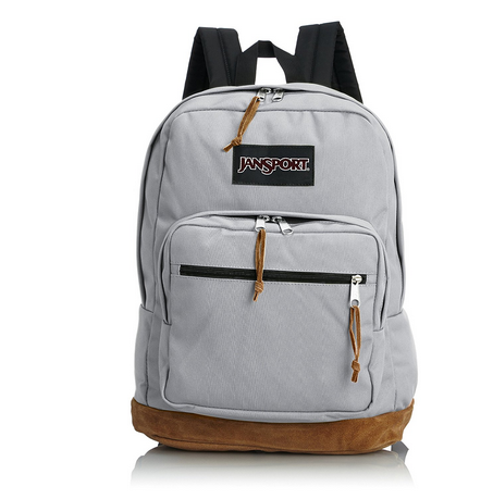 45d493c184 JanSport Right Pack Laptop Backpack (Grey Rabbit) at Rs 4269  piece ...