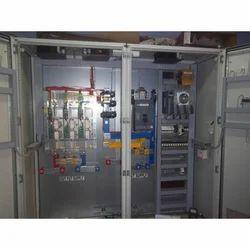 Iron Single Phase Drive Control Panel, IP Rating: IP40