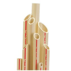 PVC 4 inch Astral Pipes, Length of Pipe: 20 feet