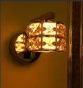 Multicolour Crystal Lamp