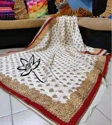 Silk Dupion Saree