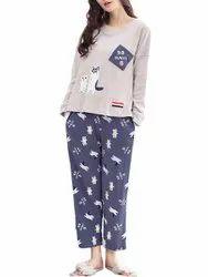 custom Blue Pyjama