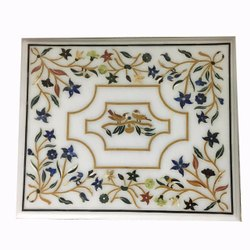 Stone Carved Inlay Table Tops
