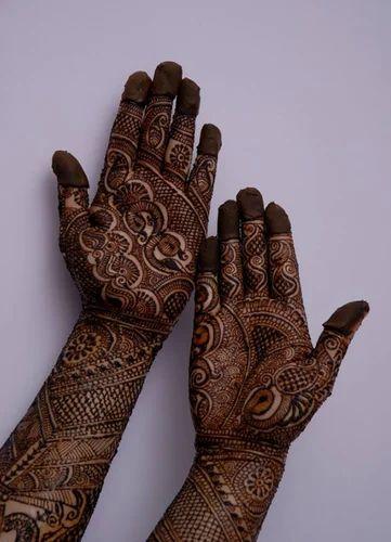 Bridal Mehendi Temporary Mehendi Service Provider From Mumbai