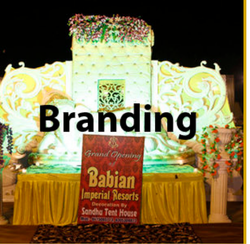 Wedding Branding Service