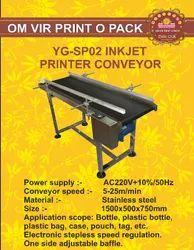 YG-SP02 INKJET PRINTER CONVEYOR