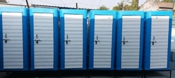 Portable Toilet Block - 6 in 1