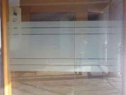 PVC Printed Glass Film, Thickness (millimetre): 0.5