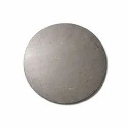 MS Round Plate