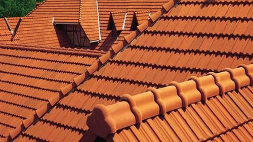 Roof Decorative Clay Tiles