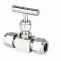 Double Ferrule Needle Valve