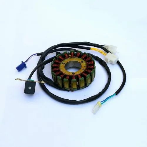 3W4S Rear Engine 205 Bajaj Stator Assembly, for Automobile Industry