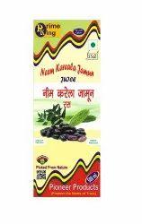 Neem-Karela-Jamun juice 500 ml