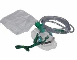 Hi Oxygen Mask with Respiratory Indicator set
