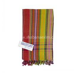 Kenyan Quality Kikoy Stripped Towel Kikoy Beach Towel