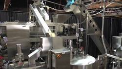 Automatic Continuous Caramel Popcorn Machine