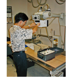 Radiography Testing for Research and Development