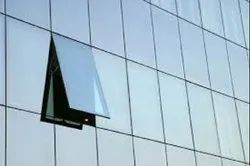 Curtain Wall Reflective Toughened Glass