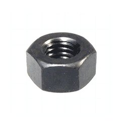 Screwwala High Tensile Steel Hex Nut Din 934, Size: M 2.5 And Above