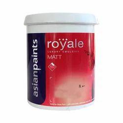Royale Matt Paint
