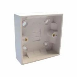 PVC Finolex Mounting Box