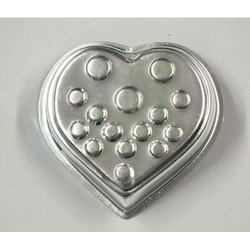 Sweet Heart Mini Jelly Pans