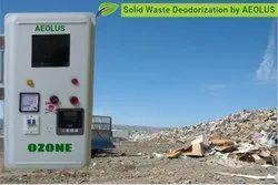 Aeolus Solid Waste Deodorization System
