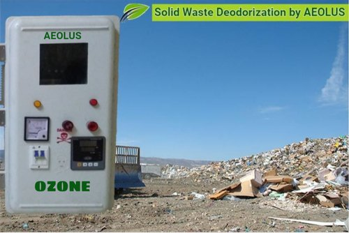 Solid Waste Deodorization System from Aeolus
