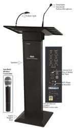 WSL-2500R PA Lectern