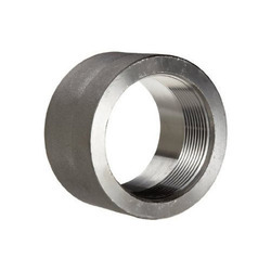 Titanium Forged Fittings Half Coupling
