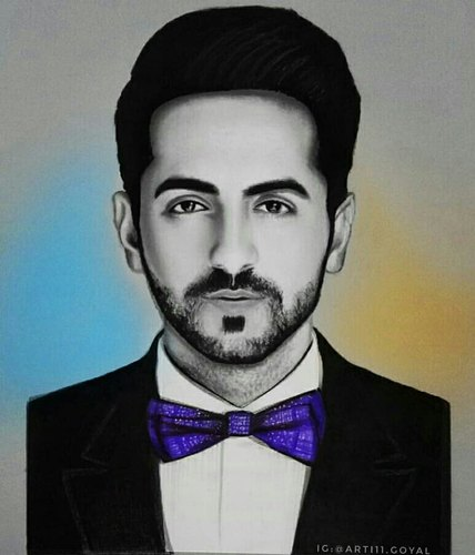 Realistic And Fine Bollywood Actors Pencil Sketch Size A4 A3 Rs 2500 Piece Id 20966718912