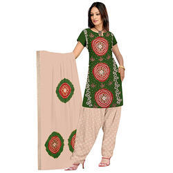 Bandhej Fashionable Suit