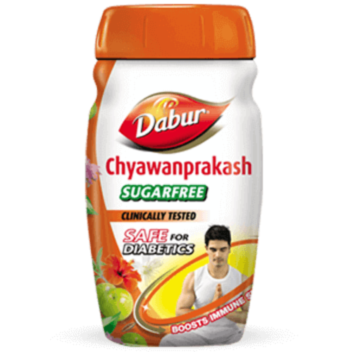 distribution of dabur chyawanprash