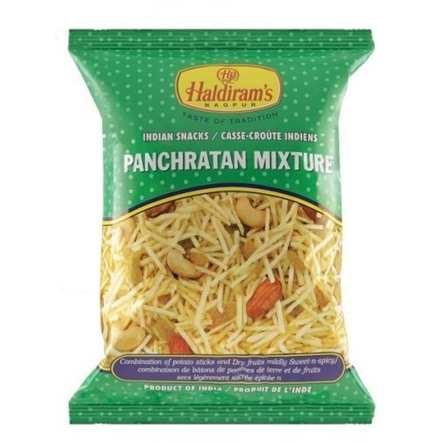 Haldiram Pancharatan Mixture, 100 Grams