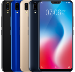 V9 Vivo Mobile Phones