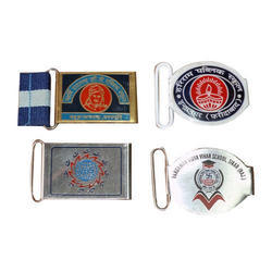 School Belt Buckle Printing Service