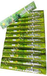 Sleep Well Mosquito Incense Sticks, Packaging Type: Carton Box