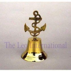Brass Nautical Hand Bell