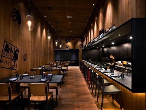 Hotel, Restaurant, Pubs Interior Design Services