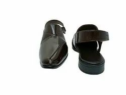 Mens Leather Sandles