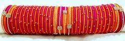 Silk Thread Bridal Bangle