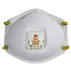 3M 8511 Disposable Respirator