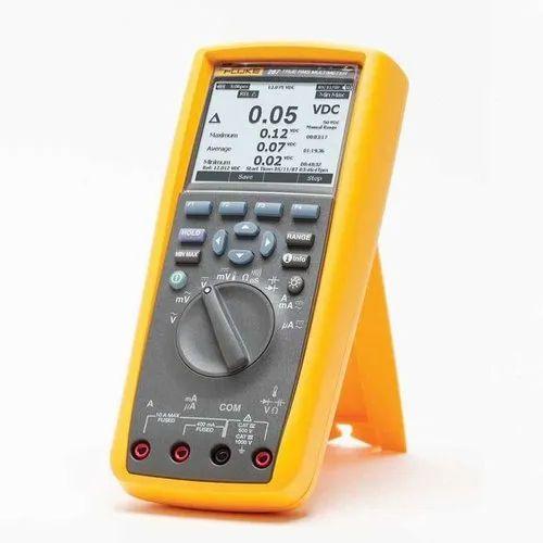 Fluke Multimeter 287   Concept Electronics Pvt  Ltd