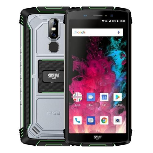 Homtom Zoji Z11 Rugged Phone 4gb 64gb 5 99 Inch Smartphone 10000mah
