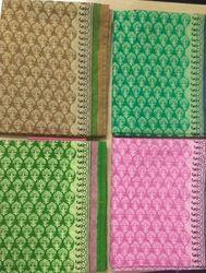 Chanderi Salwar Suit Set