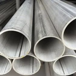 Round Stainless Steel 310 Grade Pipe, 3 meter
